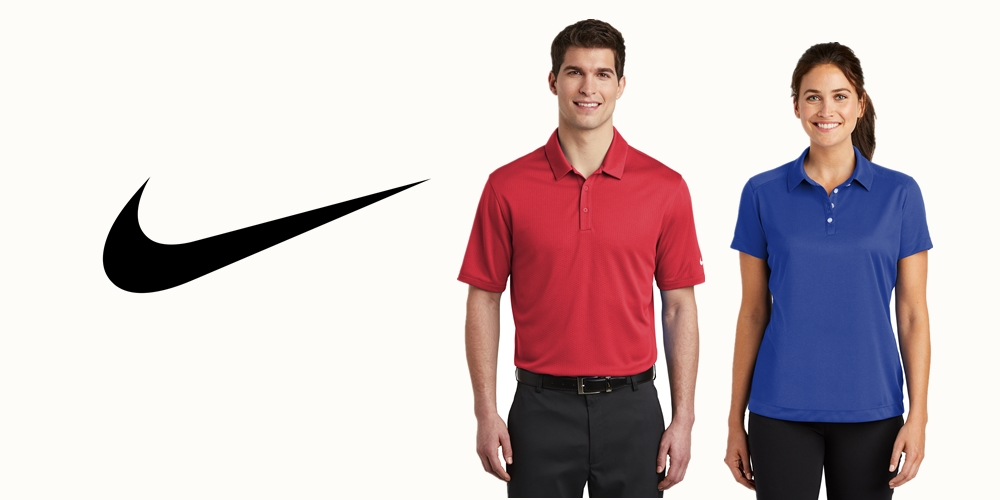 Nike Custom Polo Shirts from NYFifth