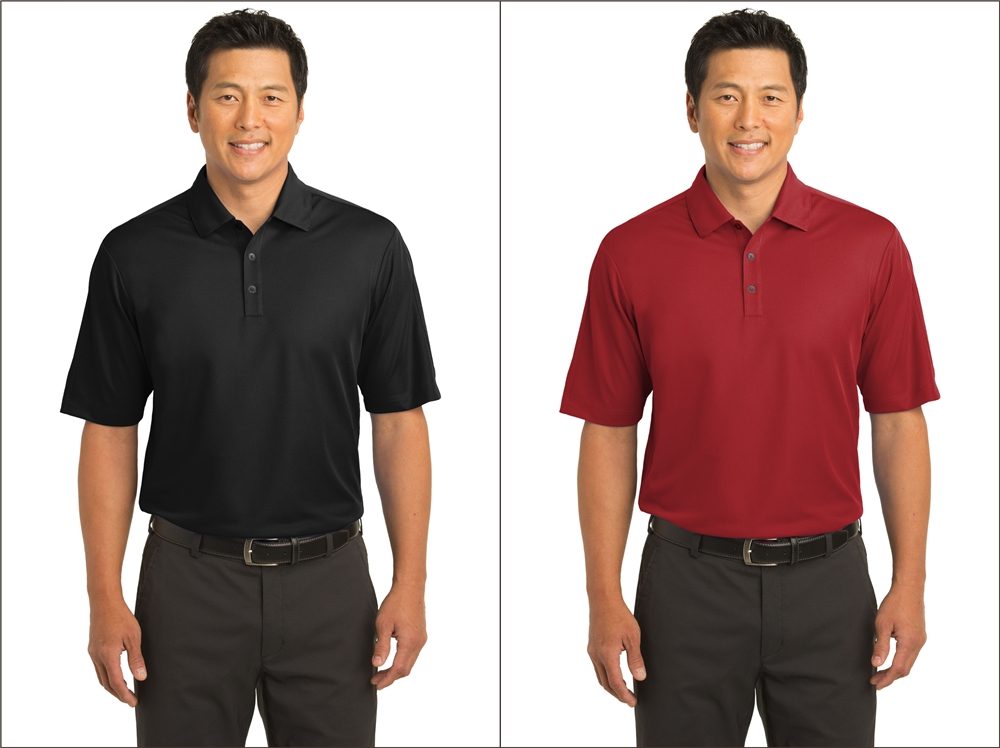 Nike Golf 266998 Tech Sport Dri FIT Polo from NYFifth