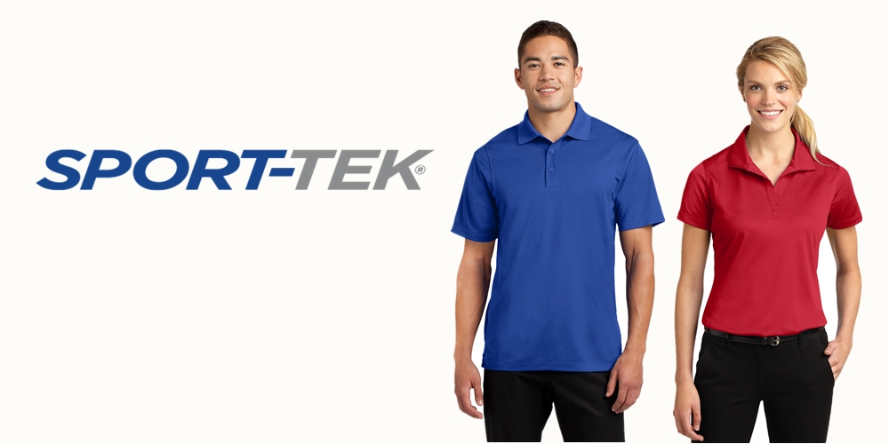 Sport Tek Custom Polo Shirts from NYFifth