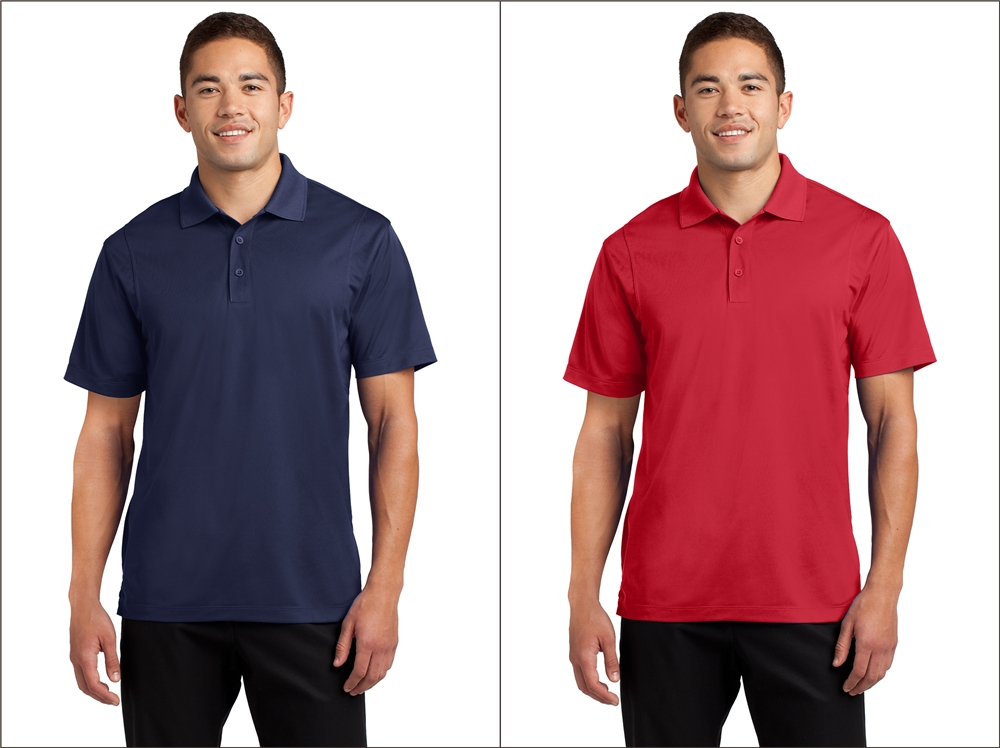Sport Tek ST650 Micropique Sport-Wick Polo from NYFifth