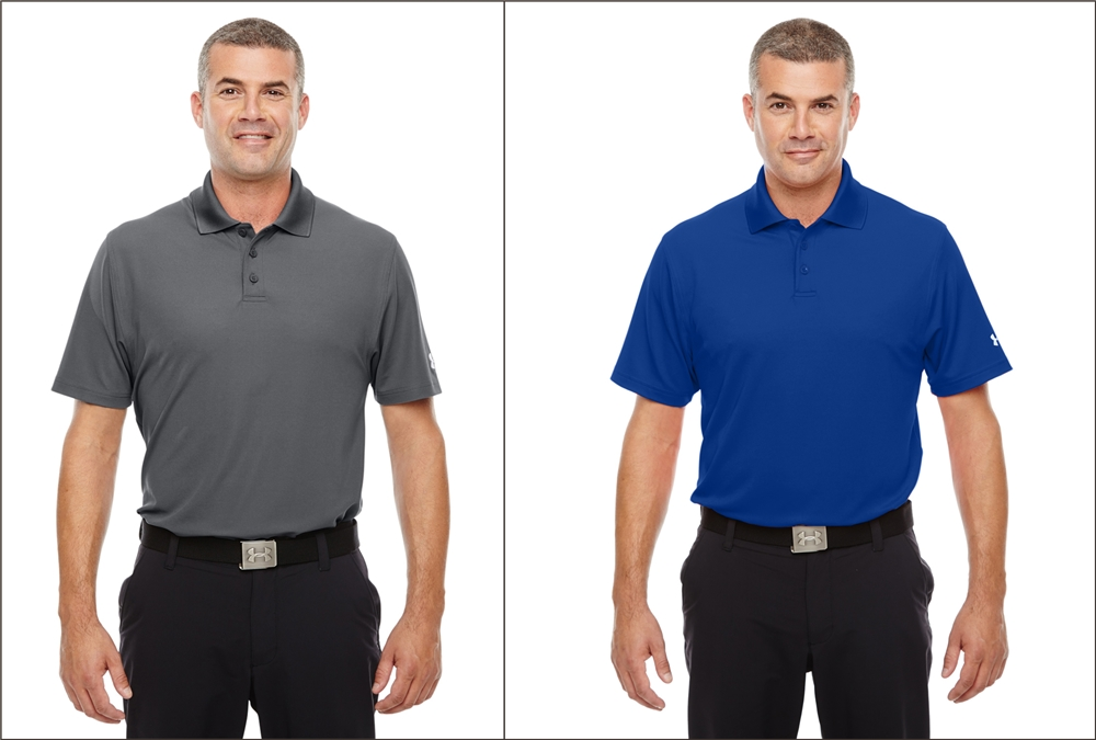 Under Armour 1261172 Mens Corp Performance Polo from NYFifth
