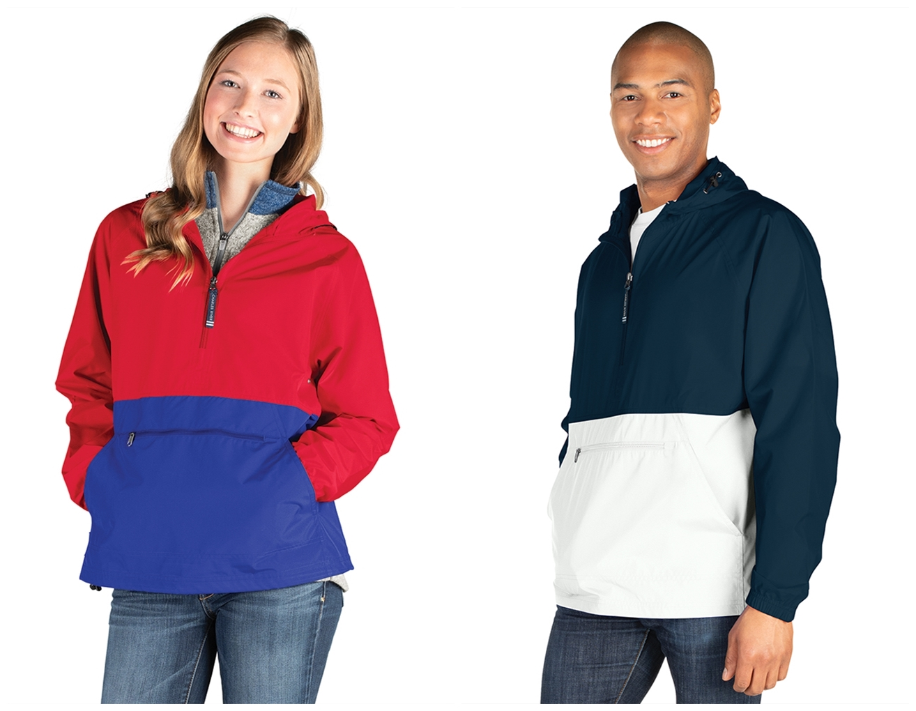 Charles River Adult Color Blocked Pack n Go from NYFifth