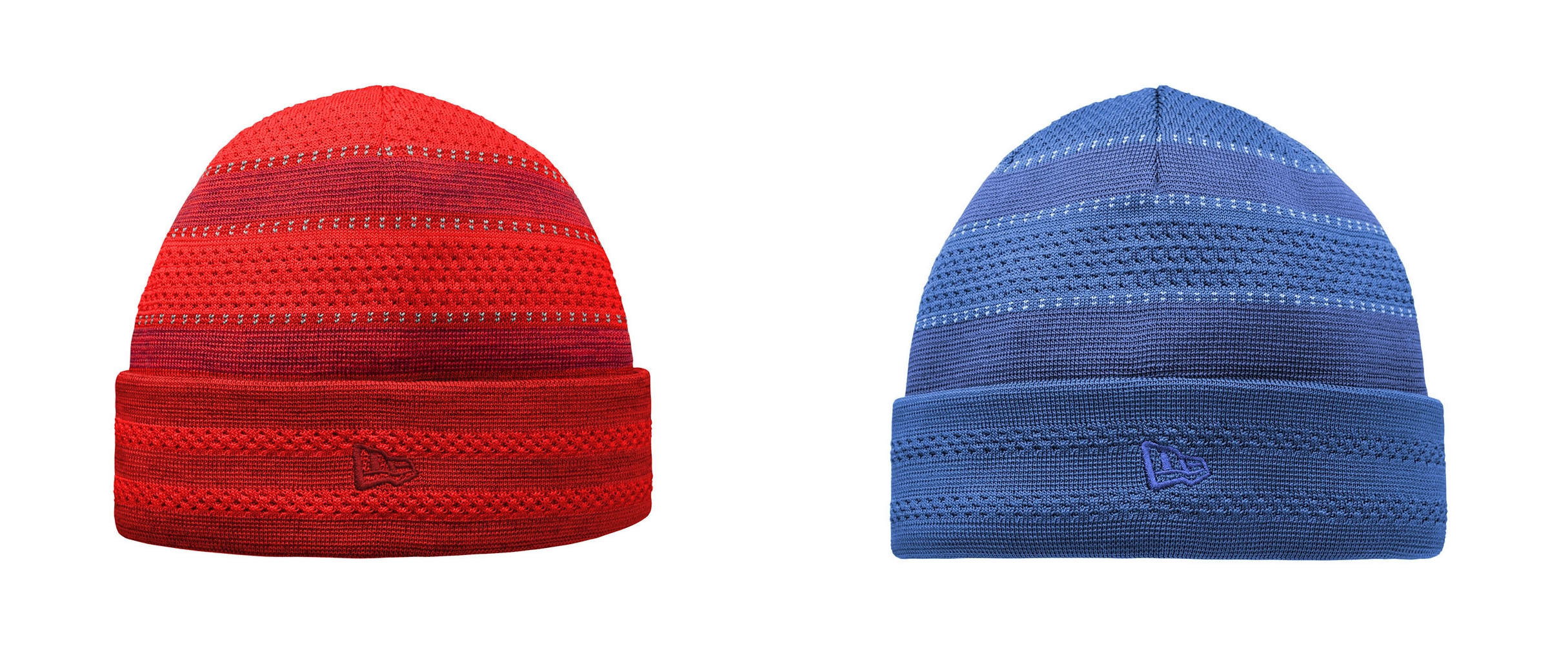 New Era On Field Knit Beanie from NYFifth