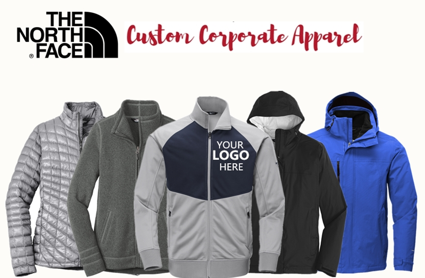 Custom The North Face Corporate Apparel Guide from NYFifth