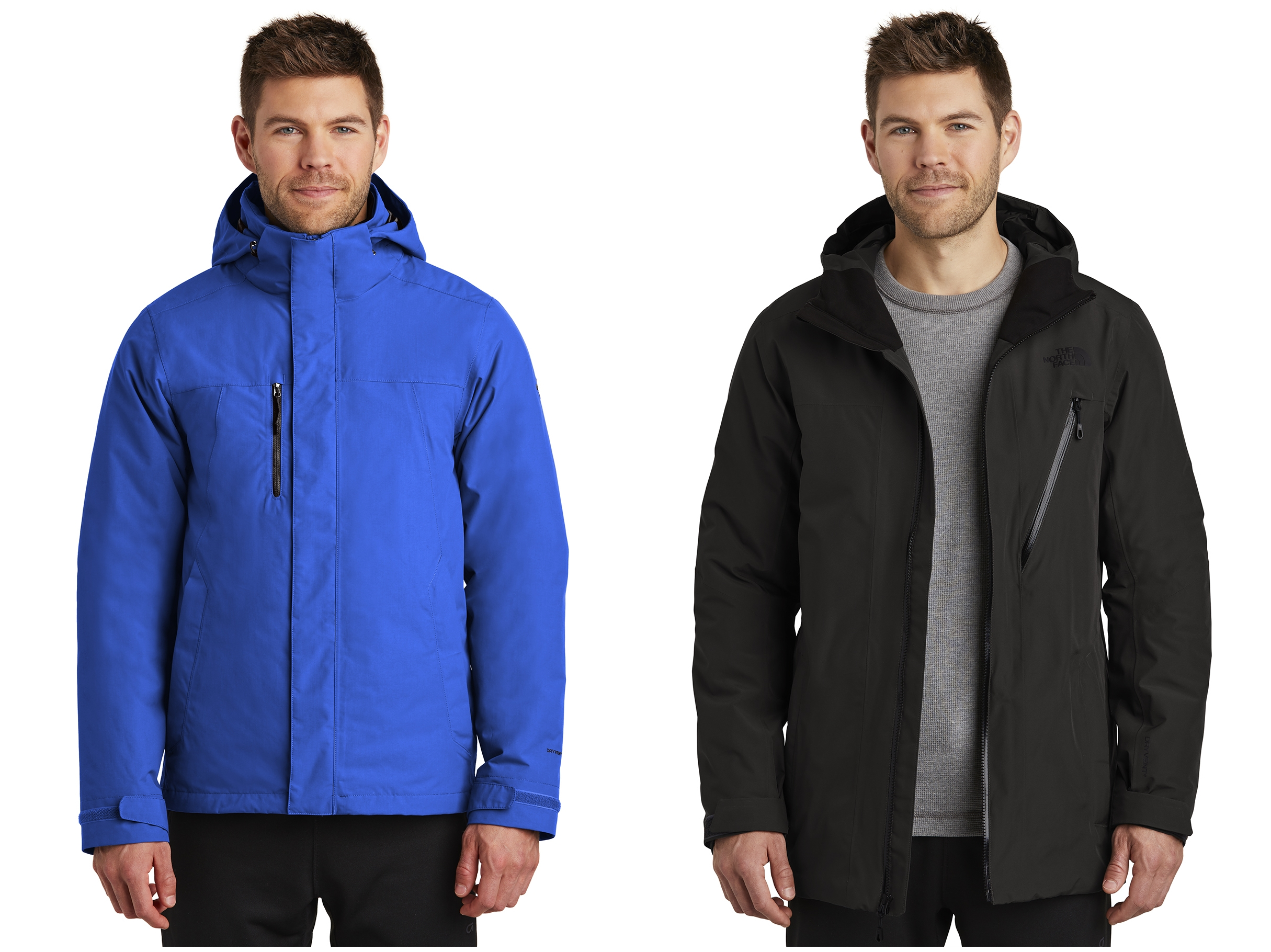 The North Face Insulated and Triclimate from NYFifth