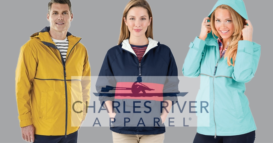 Custom Charles River Apparel from NYFifth