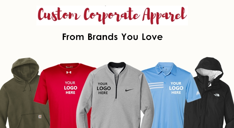 Custom Corporate Apparel from NYFifth
