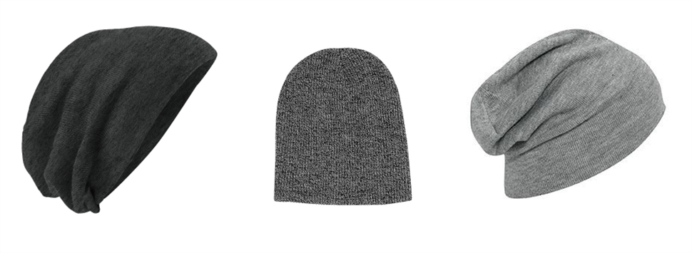 Custom Slouch Beanies from NYFifth