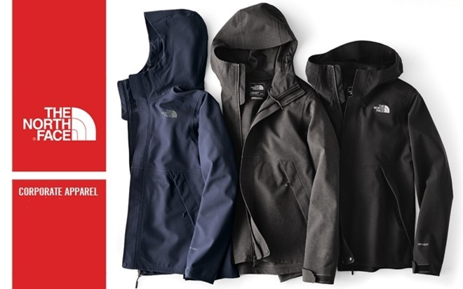 Custom The North Face Corporate Apparel from NYFifth