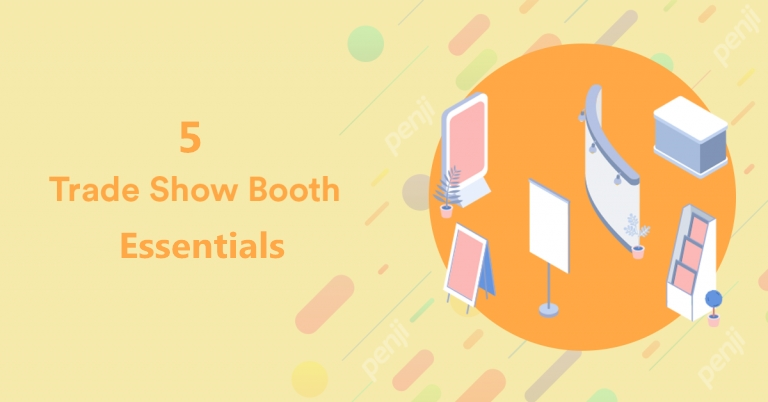 5 Trade Show Booth Essentials from NYFifth