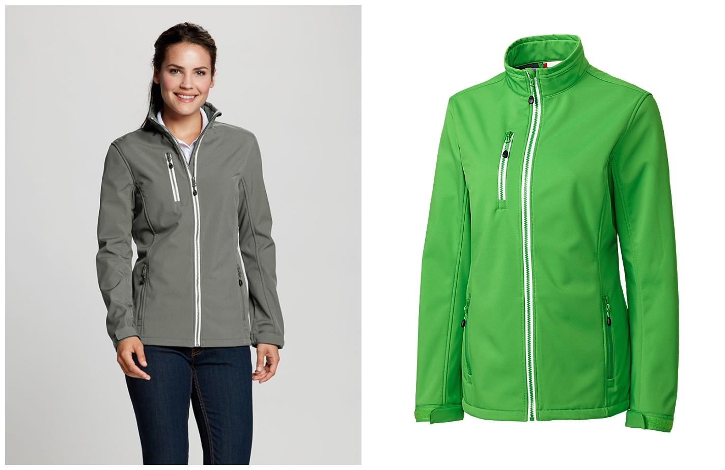 CUTTER BUCK LQO00041 Clique Ladies Telemark Softshell from NYFifth