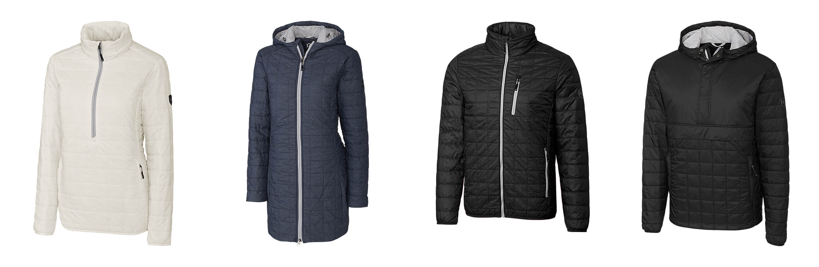 Cutter Buck Rainier Jackets and Outerwear from NYFifth