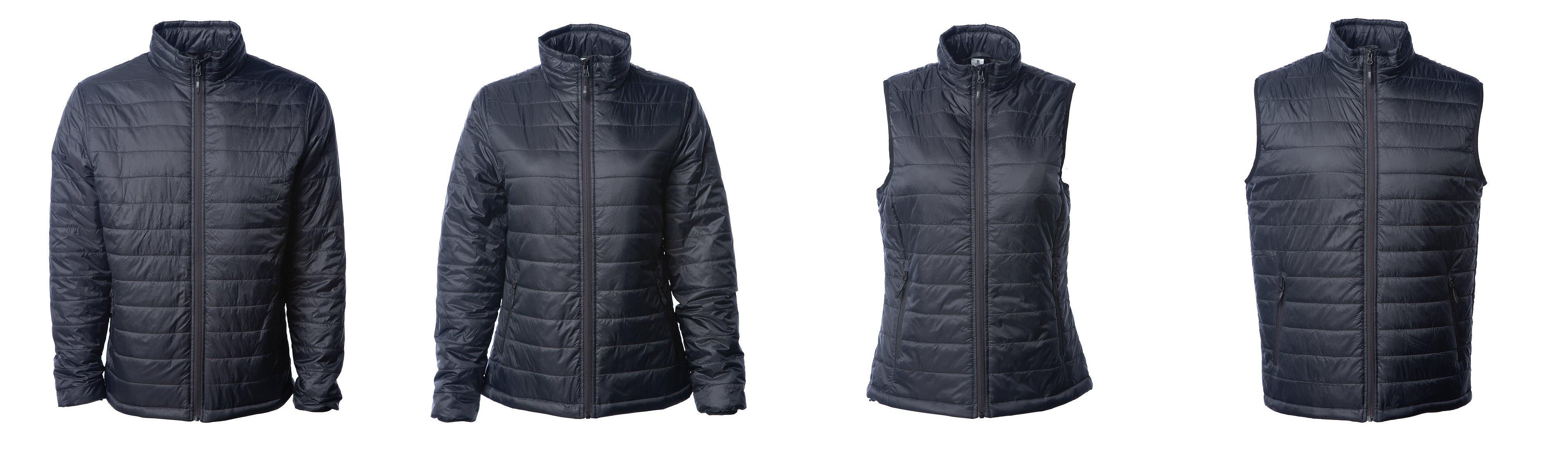 Independent Trading Puffer Jackets from NYFifth