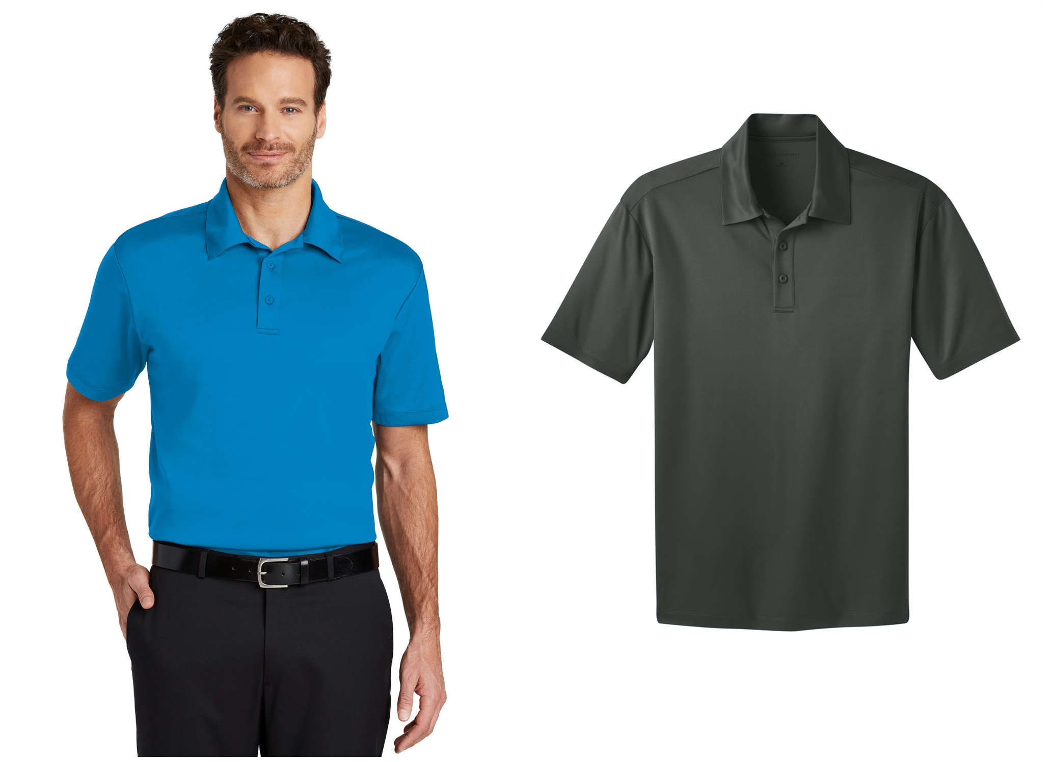 Port Authority K540 Silk Touch Performance Polo from NYFifth