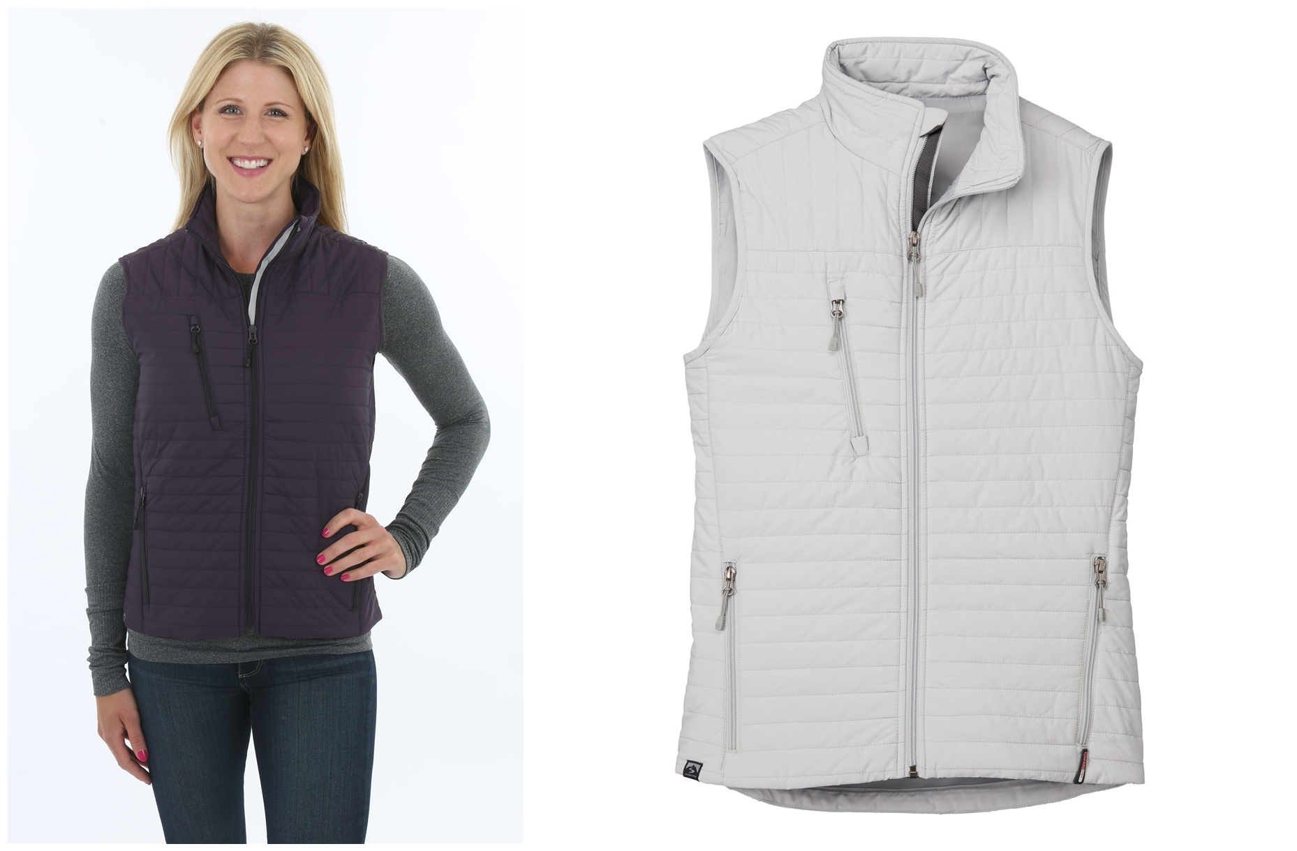 Storm Creek 3125 Womens Quilted Thermolite Vest from NYFifth