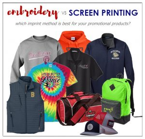 Which Imprint Method is Best for My Promotional Products from NYFifth
