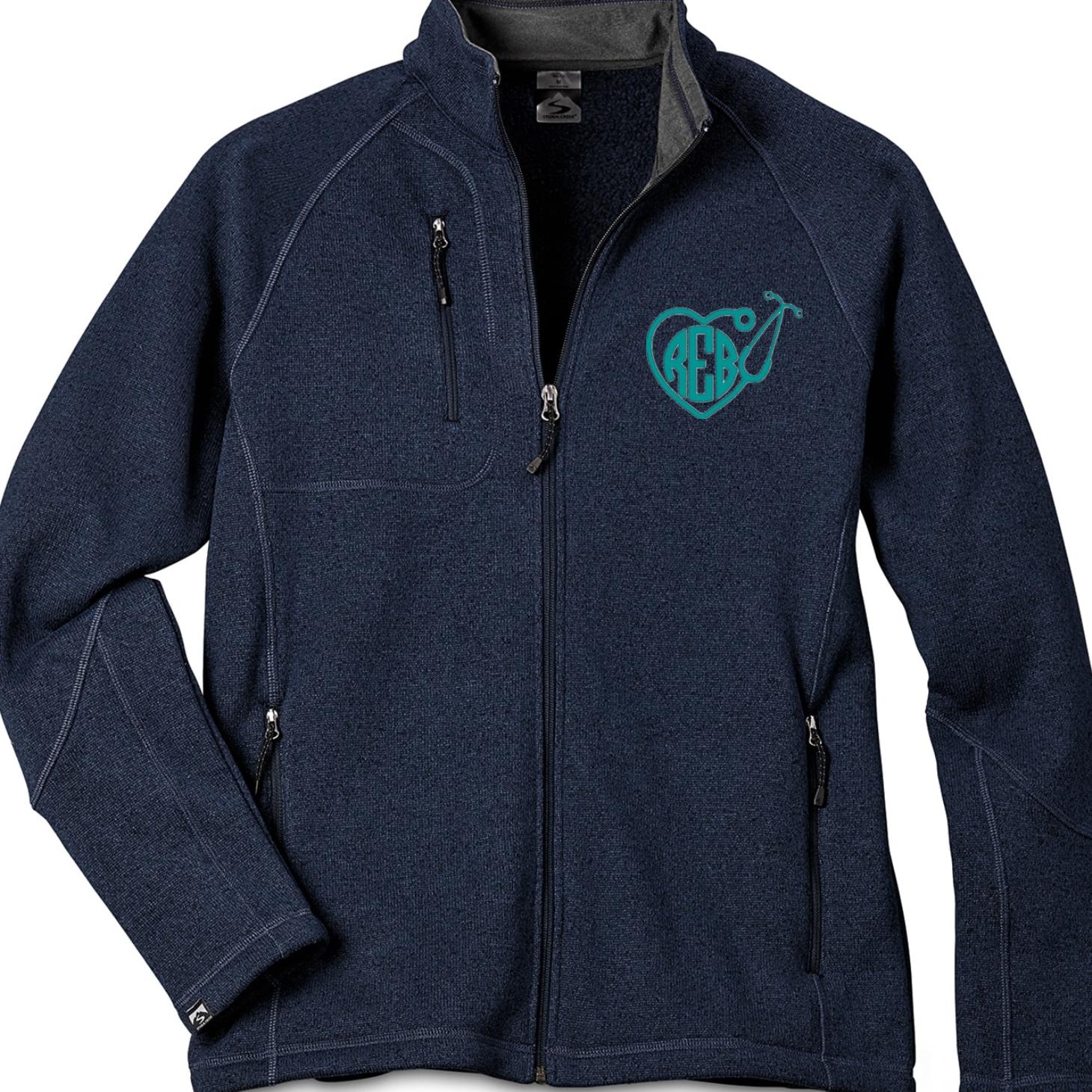 Storm Creek 4620 Mens Sweaterfleece Jacket from NYFifth