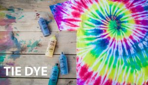 Tie Dye Shirts and Sweatshirts from NYFifth
