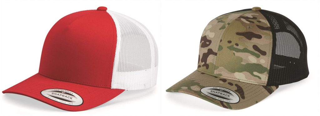 Flexfit Yupoong Retro Trucker Caps from NYFifth