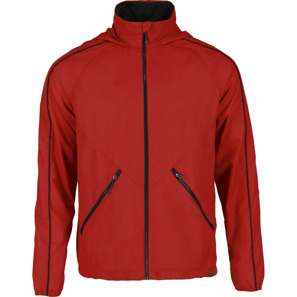 Elevate TM12725 Mens RINCON Eco Packable Jacket from NYFifth