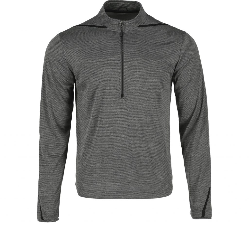 Elevate TM18306 Mens DEGE Eco Knit Half Zip from NYFifth