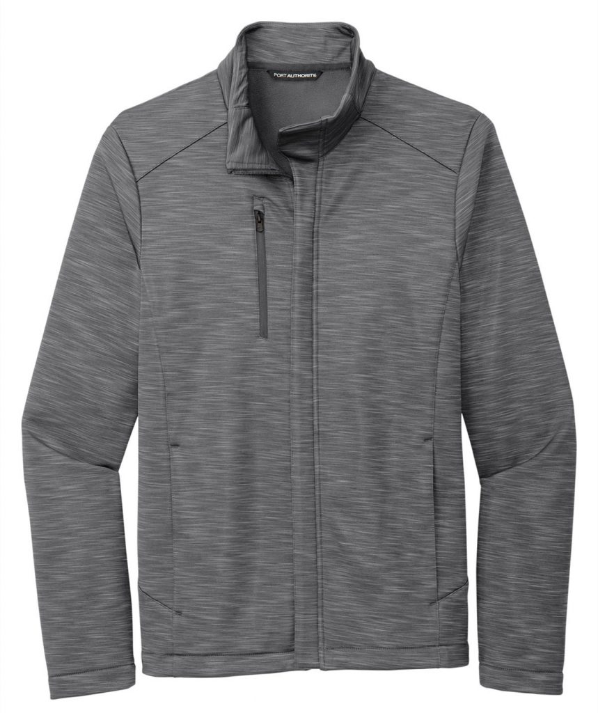 Port Authority Stream Soft Shell Jacket from NYFifth