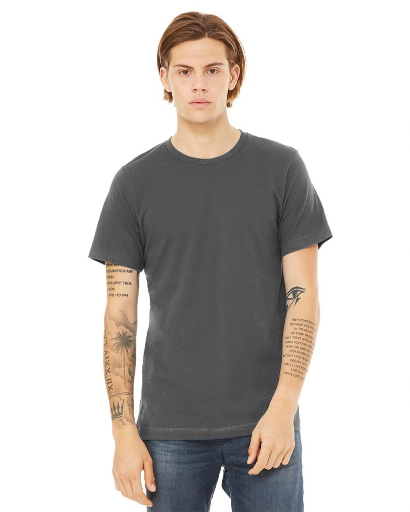 Bella Canvas 3001 T Shirt from NYFifth