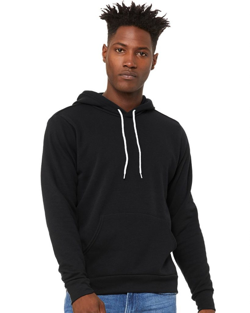 Bella Canvas 3719 Hoodie from NYFifth