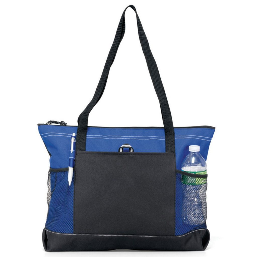 Gemline 1100 Select Zippered Tote from NYFifth