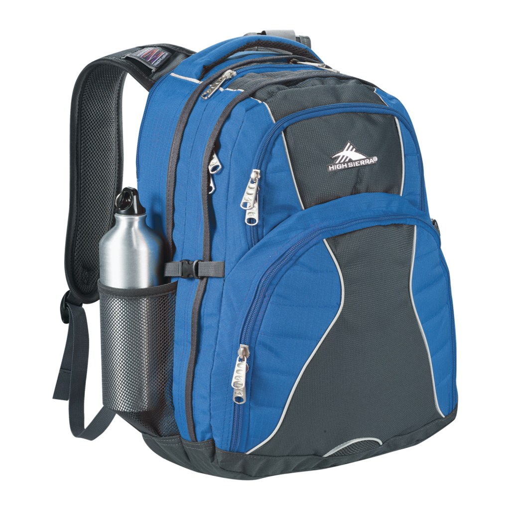 High Sierra Swerve Computer Backpack from NYFifth