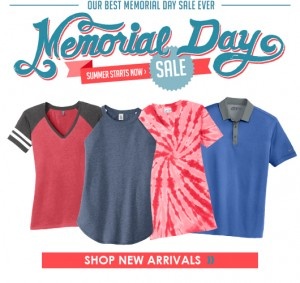 Memorial Day Sale 2018 at NYFifth