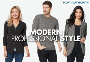 Port Authority Modern Professional Sweaters from NYFifth