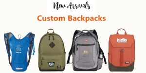 New Custom Backpacks from NYFifth