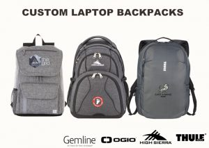 Custom Laptop Backpacks and Bags from NYFifth