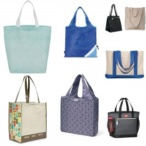 4 Types of Custom Reusable Shopping Bags from NYFifth
