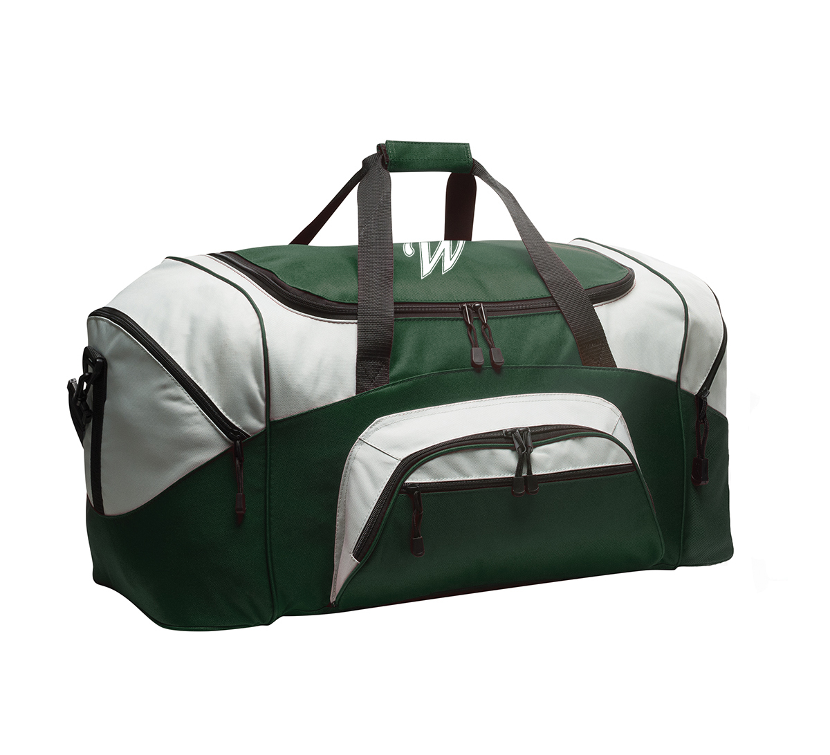 custom design of Port Authority® BG99 Colorblock Sport Duffel