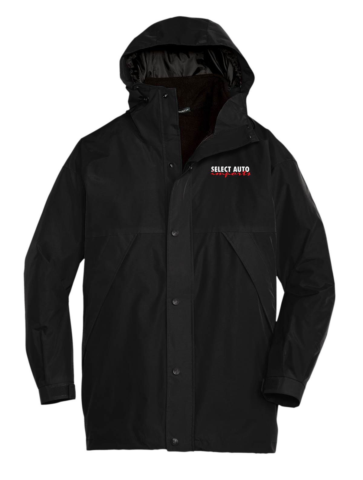 custom design of Port Authority® J777 3-in-1 Jacket