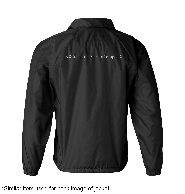 custom design of CUTTER & BUCK MQO00063 - Clique Men's Reliance Packable Jacket