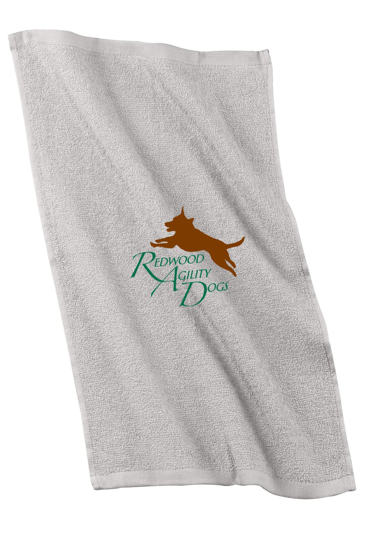 custom design of Port & Company® PT38 Rally Towel