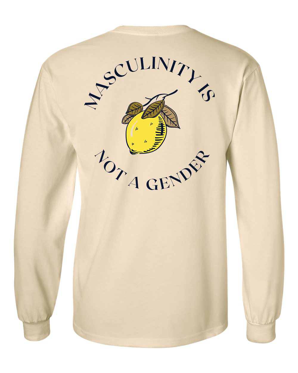 custom design of Gildan G2400 Ultra Cotton™ 100% Cotton Long Sleeve T-Shirt