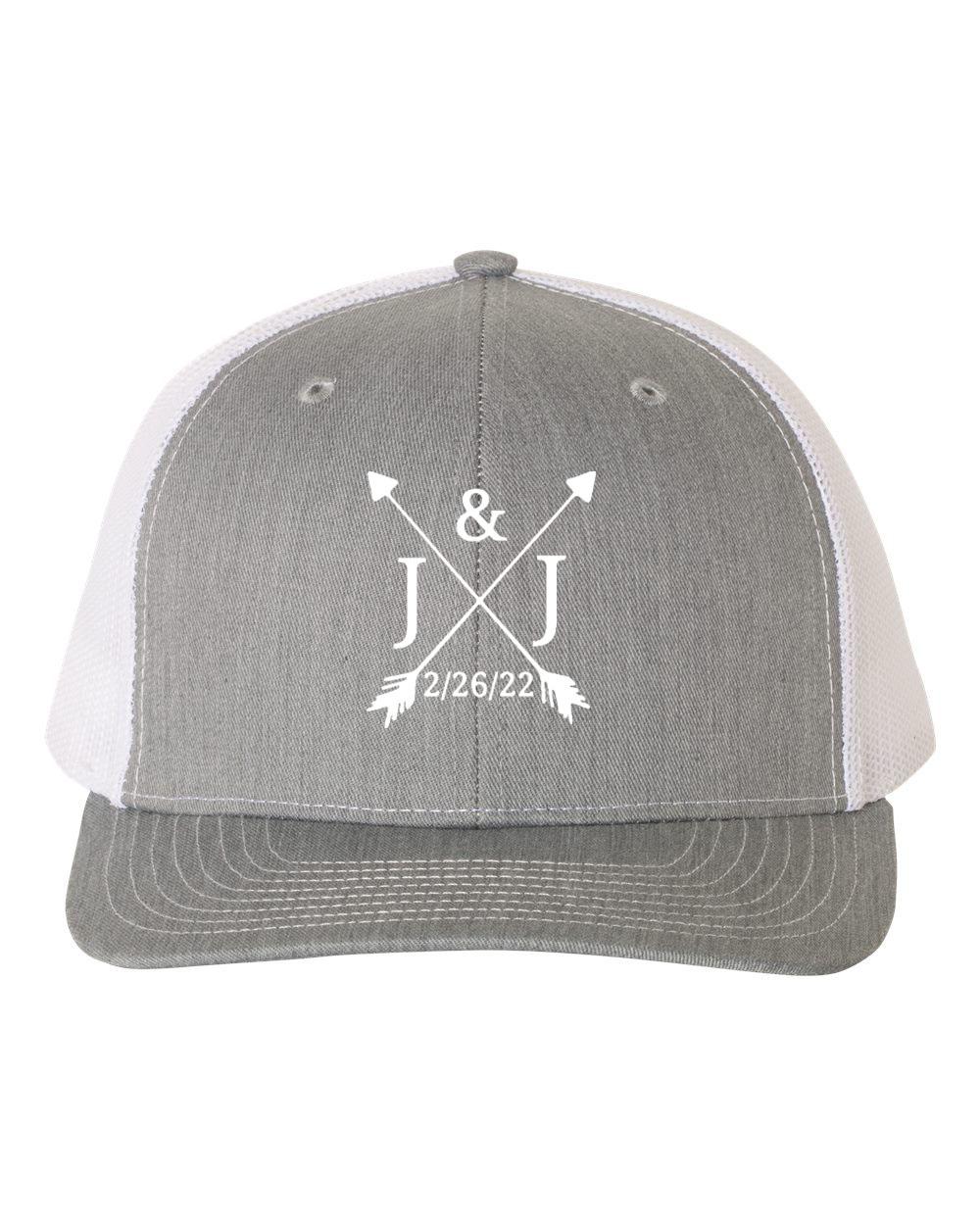 Richardson 112 - Trucker Snapback Cap