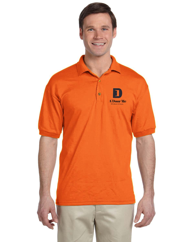 custom design of Gildan 8800  6 oz. DryBlend Jersey Knit Sport Shirt