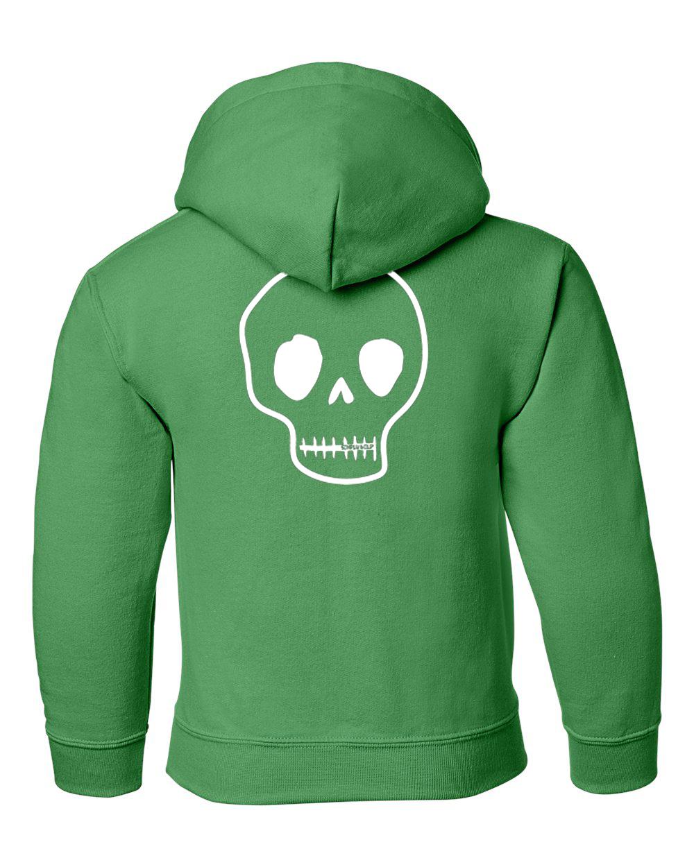 custom design of Gildan 18500B  Youth Heavy Blend Sweatshirt