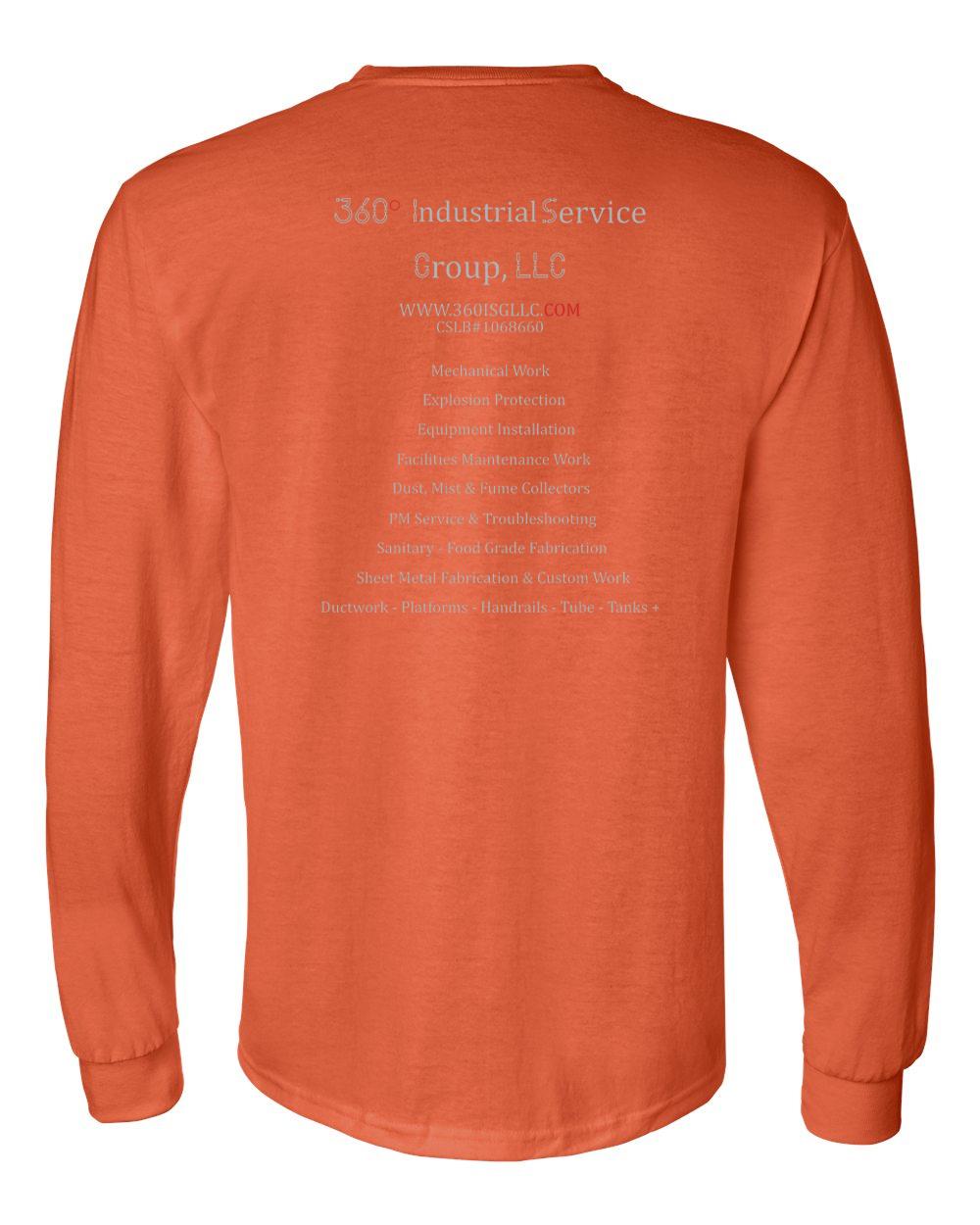 Gildan 8400-DryBlend 50/50 Long Sleeve T-Shirt