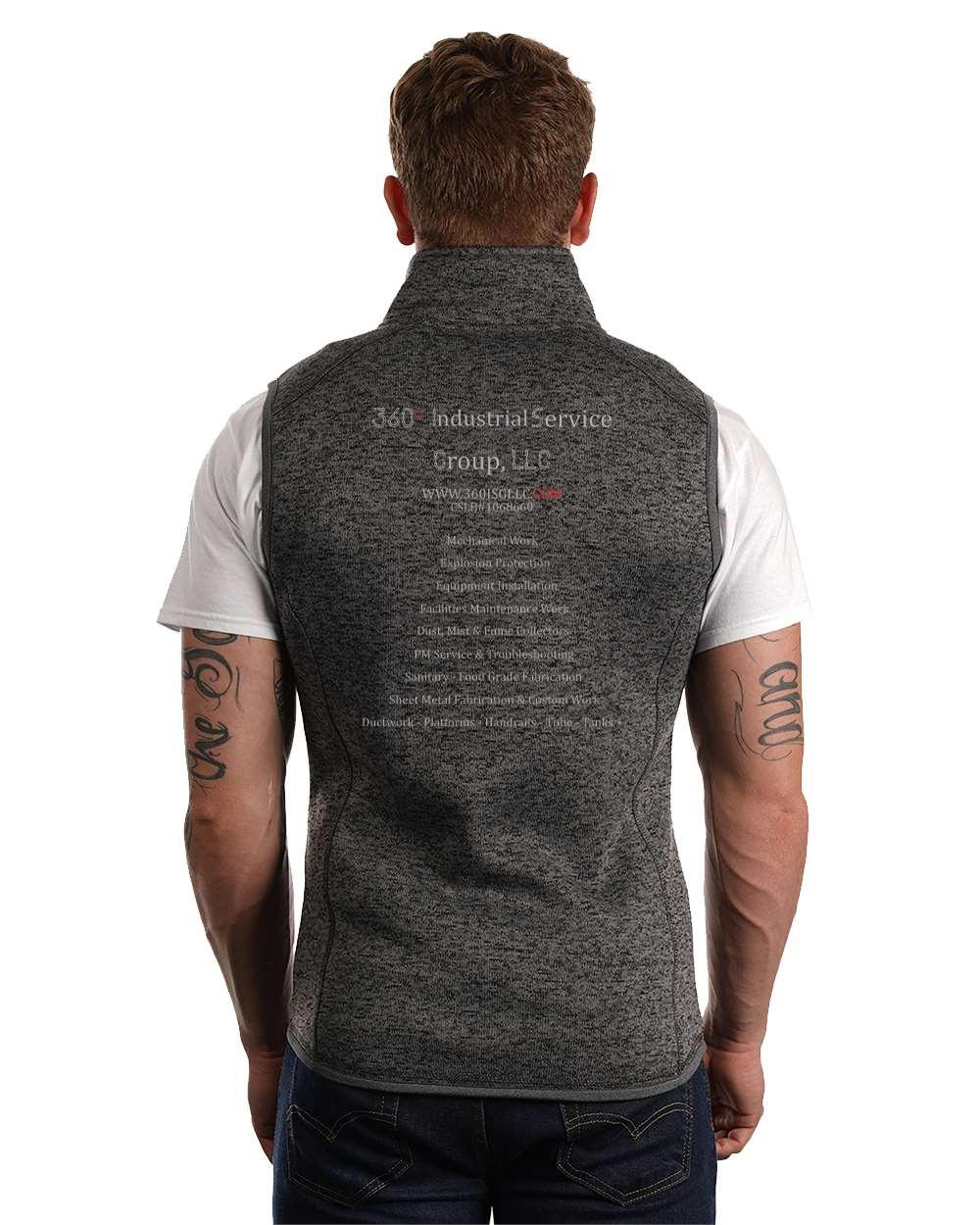 Burnside 3910 - Sweater Fleece Vest