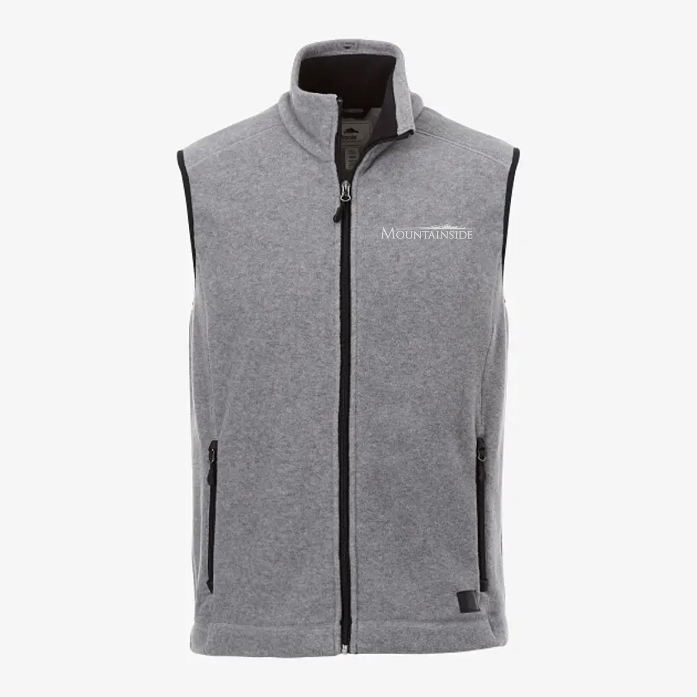 Roots73 TM18505 - Men's Willowbeach Microfleece Vest