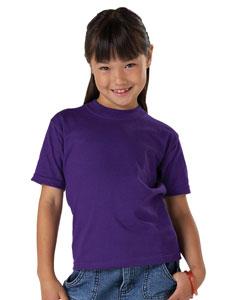 Hanes 5370  Youth 5.5 oz., 50/50 T-Shirt
