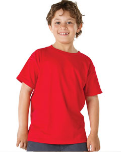 Hanes 5480  Youth 5.2 oz., 100% Cotton T
