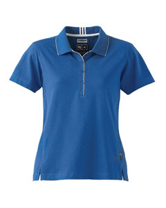 Adidas A10  Women's ClimaLite Stretch Interlock Polo