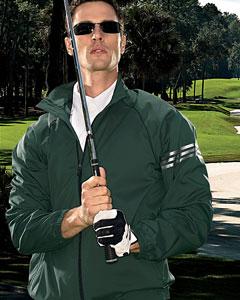 Adidas A69  Men's Golf ClimaProof Full-Zip jacket